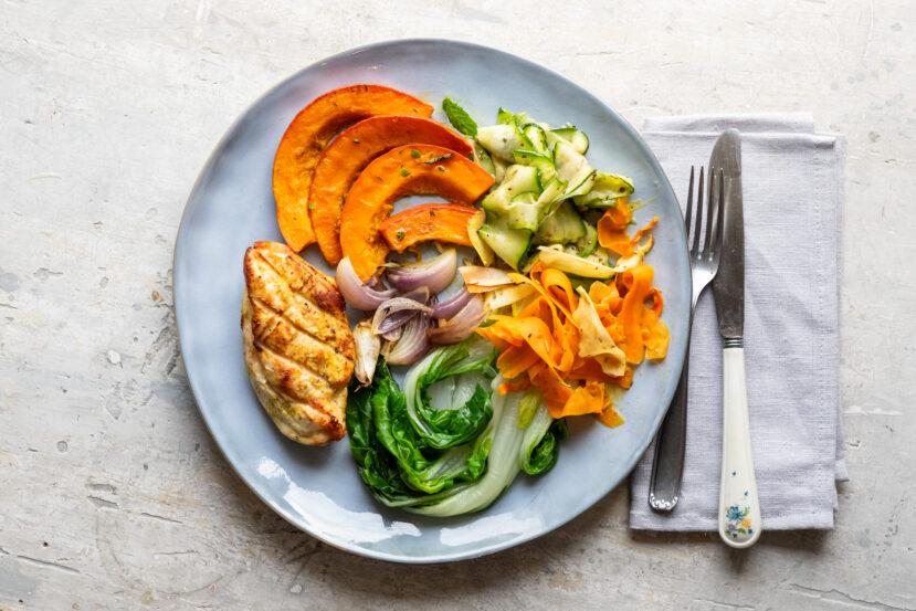 Stappenplan voor een evenwichtige AIP-maaltijd