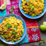 Nasi goreng zonder rijst paleo AIP