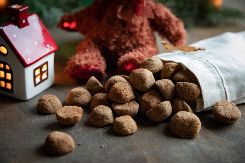 Pepernoten zonder granen noten of melk paleo AIP