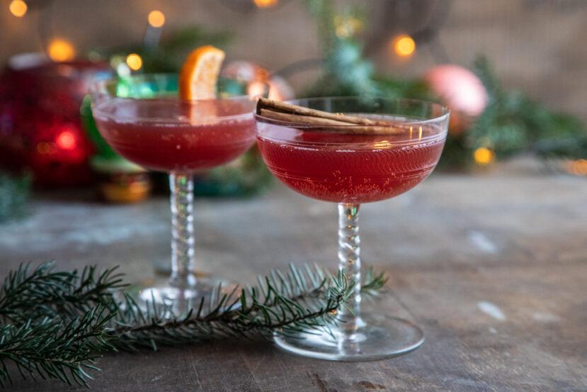 Kerstpunch alcoholvrij paleo AIP