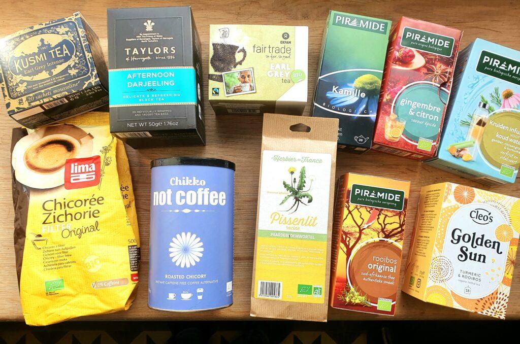 Koffie alternatieven paleo AIP